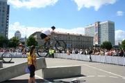 Финиширует Алексей Шмарловский.