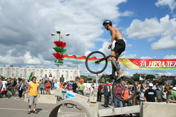 Но Алексей Шмарловский оказался круче.