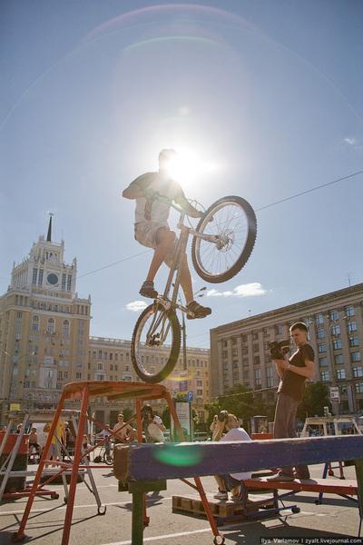 """Фото в номинации """"Реклама триального мероприятия"""" Фотограф Илья Варламов."""